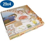 BTE PIZZA 29X29X4 SUPER PPT (X100)