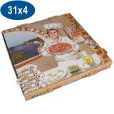 BTE PIZZA 31X31X4 SUPER PPT (X100)