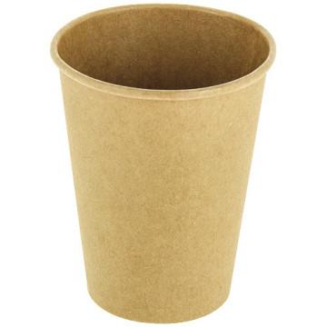 Gobelet carton kraft brun 30/35  cl/ 12 oz