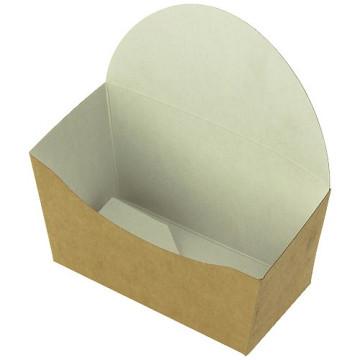 Boîte Bagel en kraft